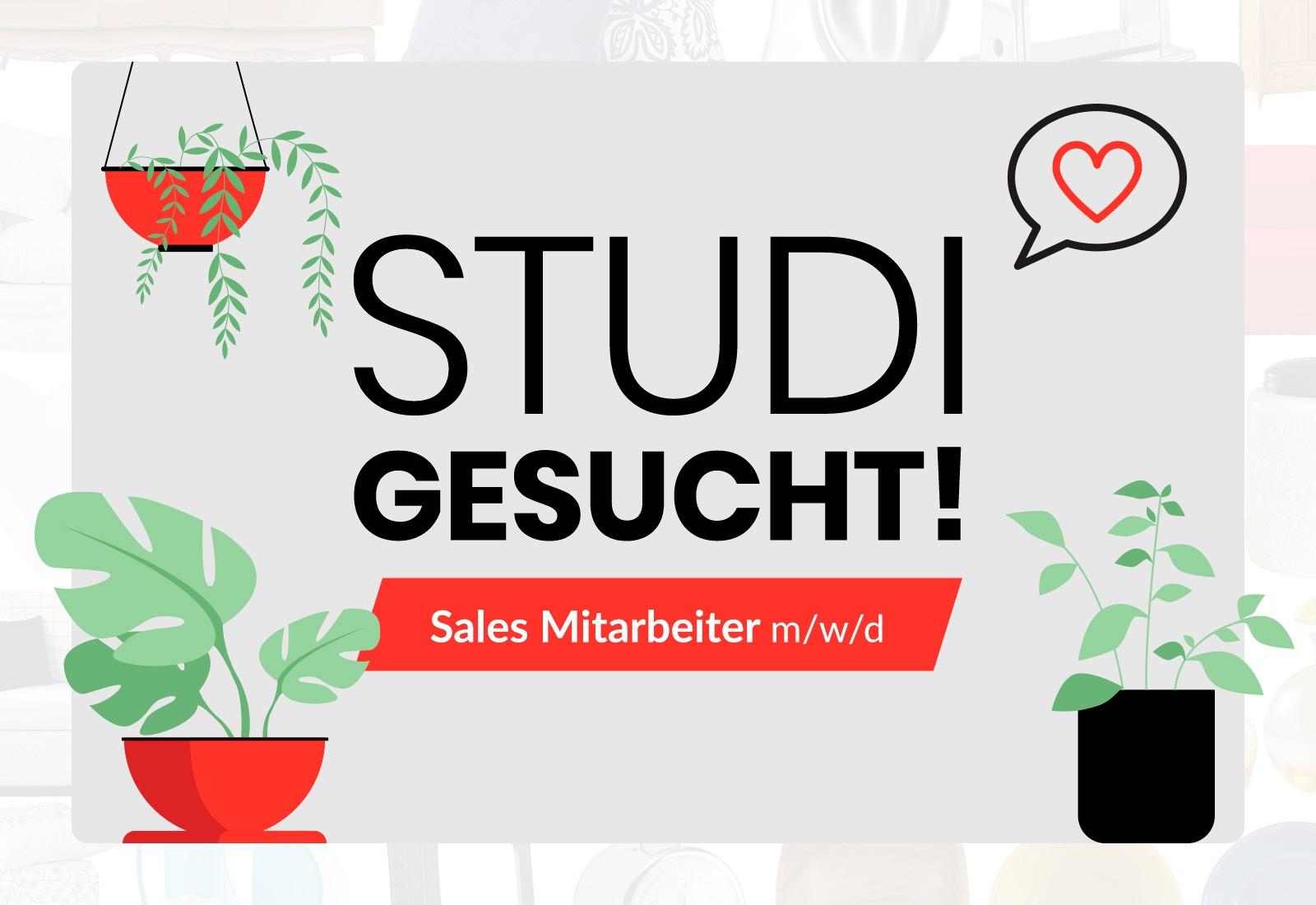 Jetzt Sales-Werkstudi bei der Trends4Markets werden!